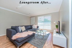 Renovated Lounge room